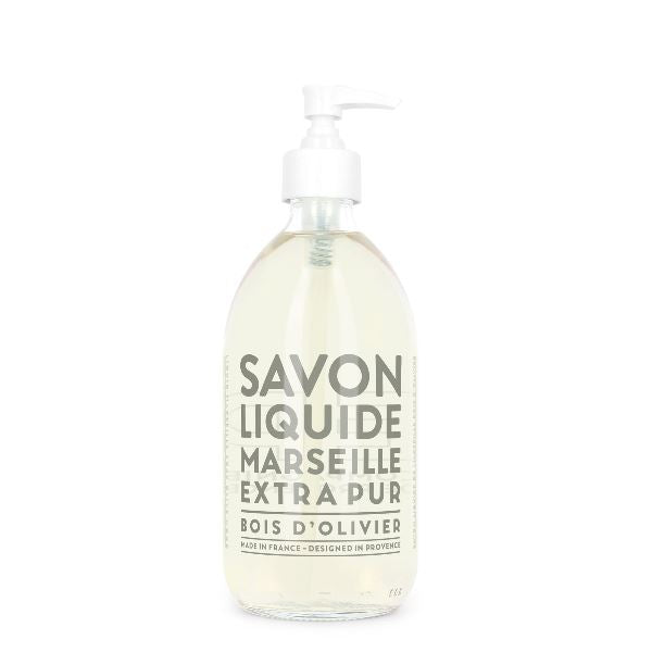 Olive Wood Liquid Soap Hand Soap Compagnie de Provence