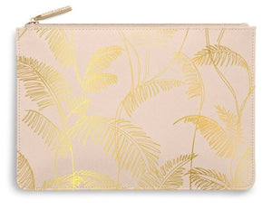 Palm Print Perfect Pouch Pouch Katie Loxton