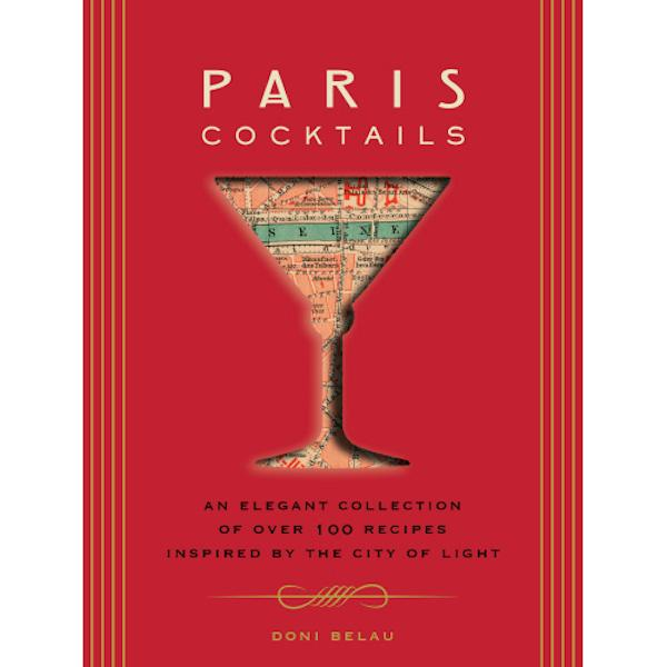Paris Cocktails Cook Books Simon and Schuster