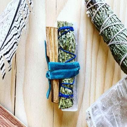 Peaceful Smudge Collection Smudge Sticks Tabula Rasa Essentials
