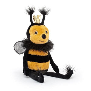 "Queen Bee - 12""x3"" Plush Toy Jellycat"