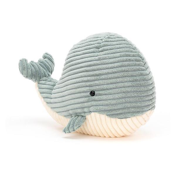 "Roy Whale - 9""x12"" Plush Toy Jellycat"