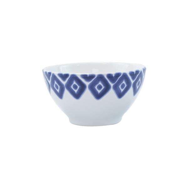 Santorini Diamond Cereal Bowl- TEMPORARILY SOLD OUT Serveware Vietri