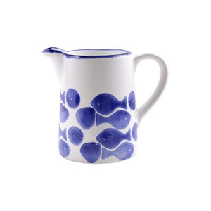 Santorini Fish Pitcher- TEMPORARILY SOLD OUT Serveware Vietri