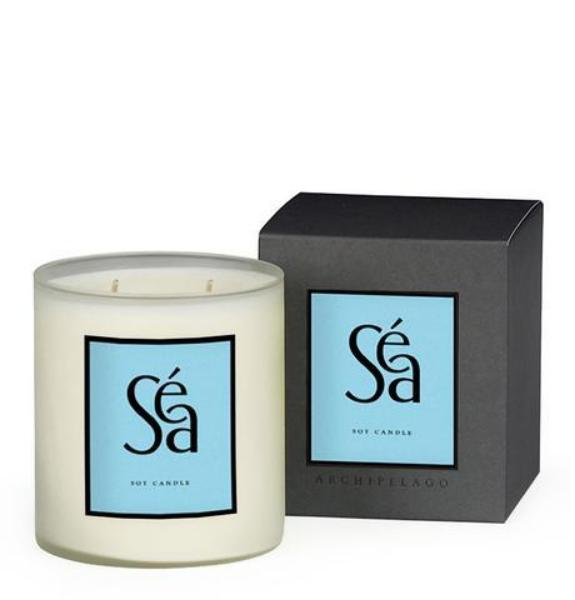 Sea Boxed Candle Candles Archipelago