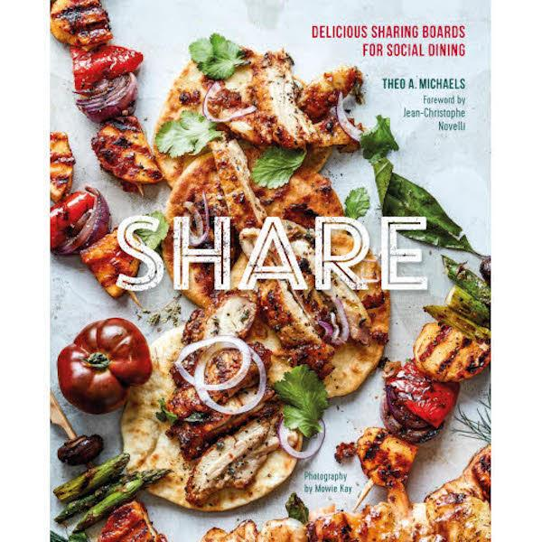 Share Cook Books Simon and Schuster