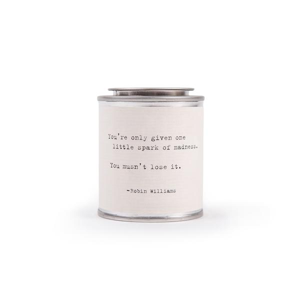 Shine Candle Candles Tabula Rasa Essentials You're Only Given One