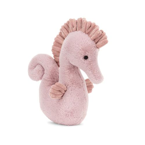 Sienna Seahorse Plush Toy Jellycat