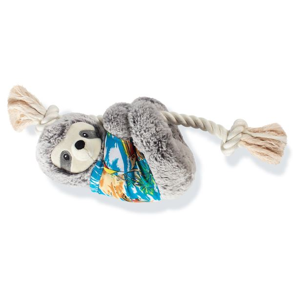 Summer Sloth Pet Toy - TEMPORARILY SOLD OUT Pets Tabula Rasa Essentials