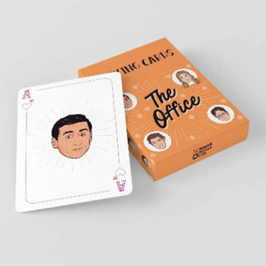 The Office Playing Cards Games Rizzoli
