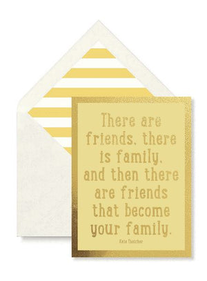 There are Friends Greeting Card Greeting Cards Tabula Rasa Essentials