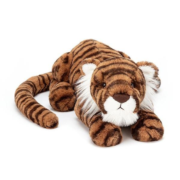 "Tia Tiger - 11""x3"" Plush Toy Jellycat"