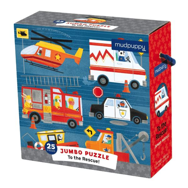 To The Rescue Jumbo Puzzle Puzzle Tabula Rasa Essentials