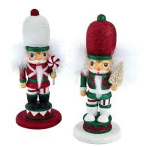 "Traditional 7.5"" Nutcracker Holiday Ornament Tabula Rasa Essentials"