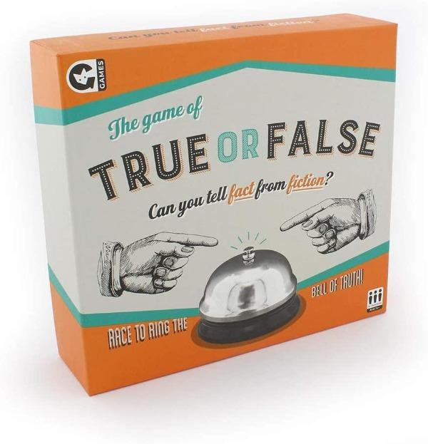 True or False Trivia Game - TEMPORARILY SOLD OUT Game Tabula Rasa Essentials