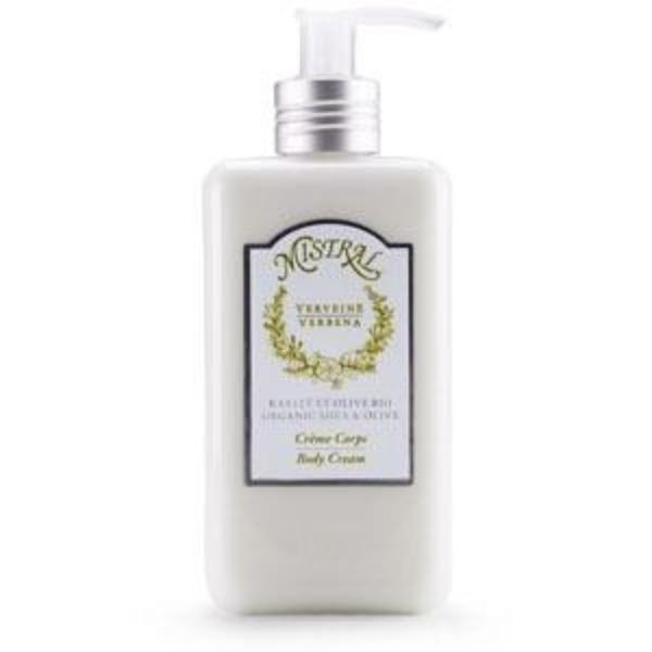 Verbena Body Cream Body Lotion Mistral