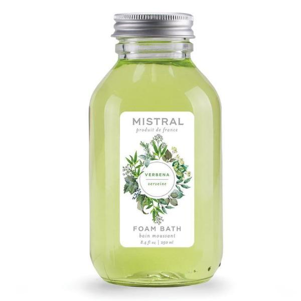 Verbena Foam Bath Bubble Bath Mistral