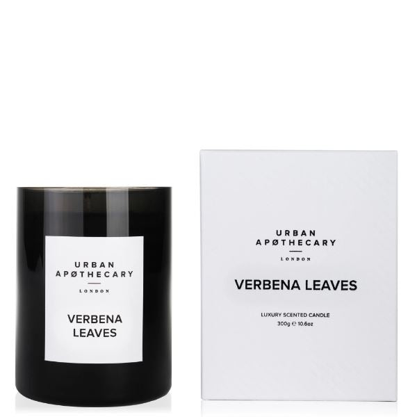 Verbena Leaves Candle Candles Urban Apothecary