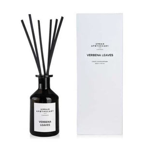 Verbena Leaves Diffuser Candles Urban Apothecary