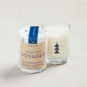 Voyager Votive Holiday Candle Holiday Candles Mer Sea & Co.