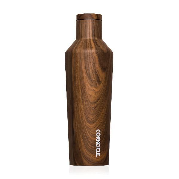 Walnut Wood 16oz. Canteen Canteen CORKCICLE.
