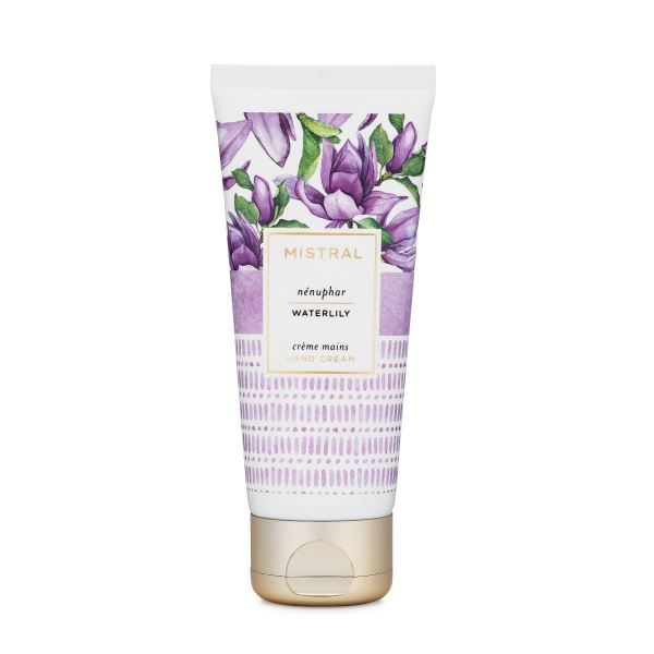 Waterlily Hand Cream Body Lotion Mistral