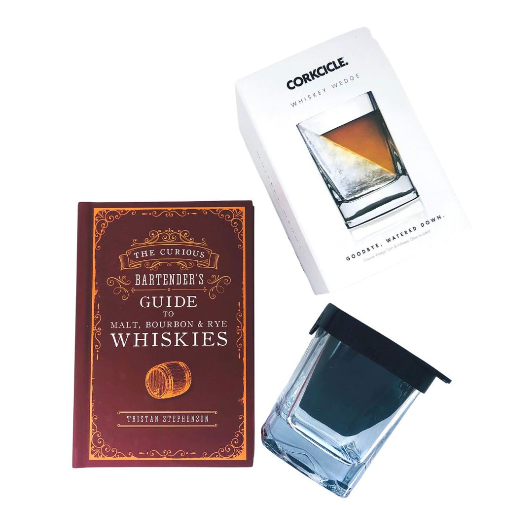 Whiskey Lover Gift Set Holiday Gift Set Tabula Rasa Essentials