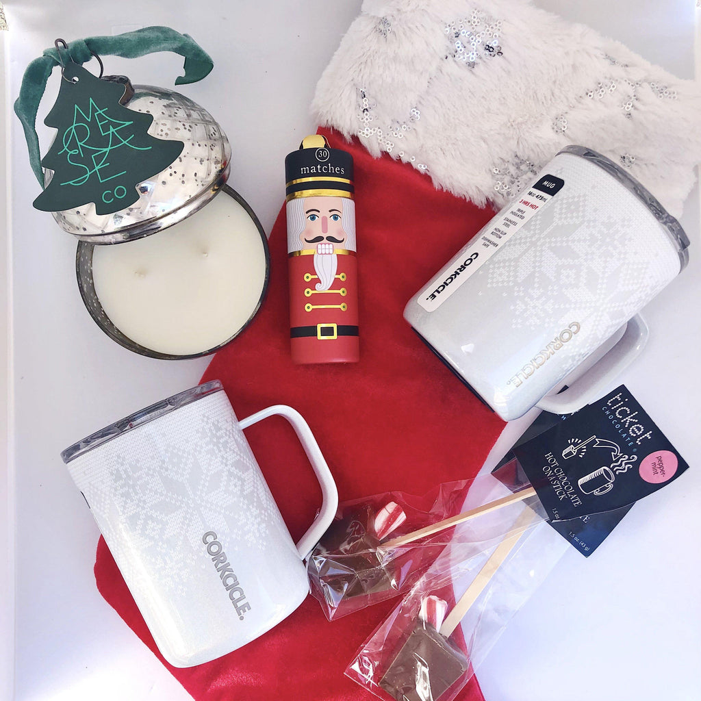 Winter Wonderland Stocking Gift Set Holiday Gift Set Tabula Rasa Essentials