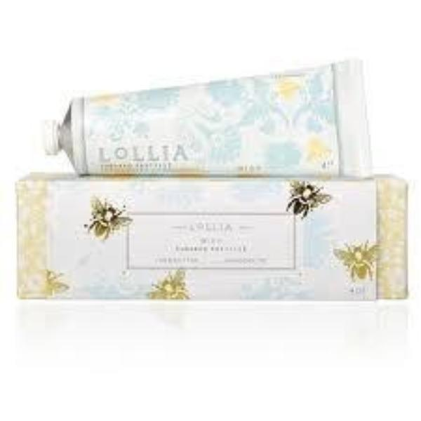 Wish Shea Butter Hand Cream Hand Cream Lollia