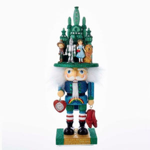 Wizard of Oz Nutcracker Holiday Ornament Tabula Rasa Essentials