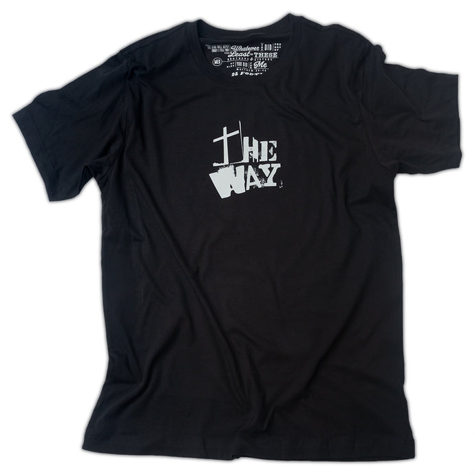 Black Christian t shirt with