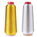 3000M Gold or Silver Metallic Cross Stitch/Embroidery Thread