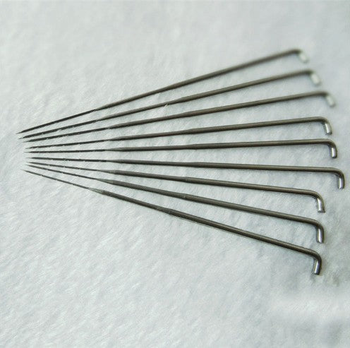 Very Thin Felting Needles 10 pcs for Felting Needlepoint Projects