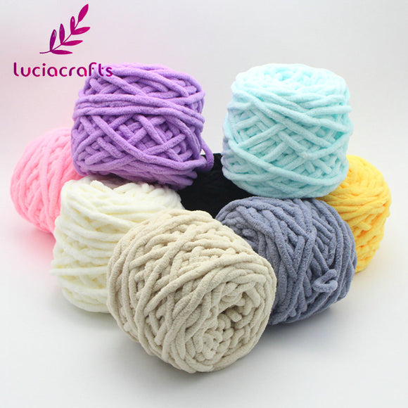 Lucia Crafts Cotton Blend Yarn for Knitting/Crochet/Weaving Projects #033005034