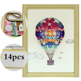 Balloon Paper Quilling Kit