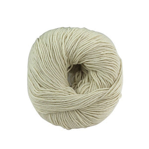 Hoomall 50g/lot Soft Warm Cotton Blend Worsted Yarn for Hand Knitting/Crochet Projects