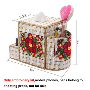 Tissue and Home Storage Box Kit