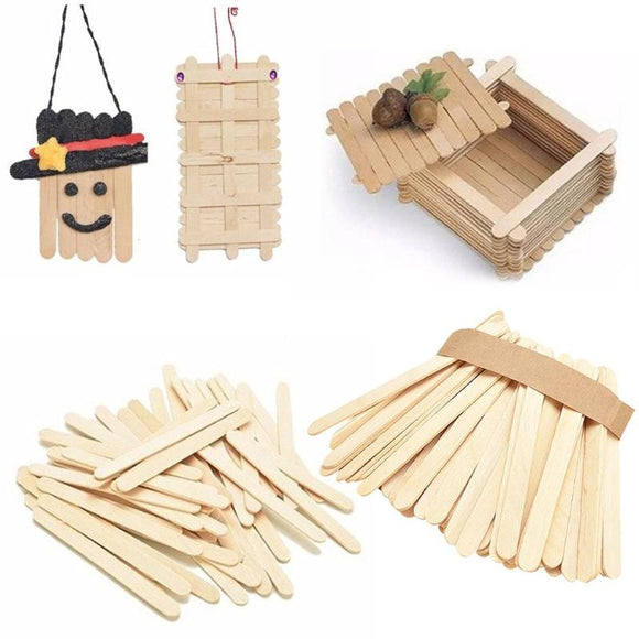 Children's  Craft Popsicle Sticks