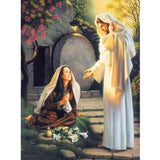 Religious Christian Easter Diamond Painting Kit