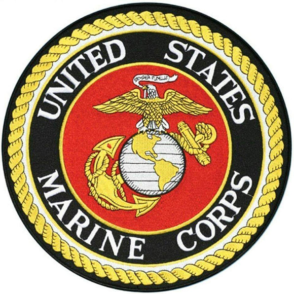 USMC Emblem Diamond Painting Kit