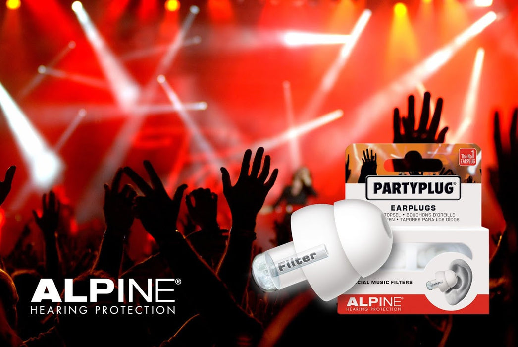 Alpine PartyPlug - Hearing protection for parties - ODYO Shop