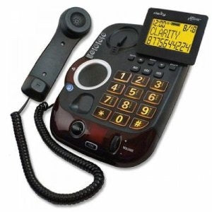 Clarity Altoplus - Corded amplified telephone +53dB
