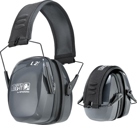 Howard Leight Leightning L2F - Foldable ear muffs NRR 27dB