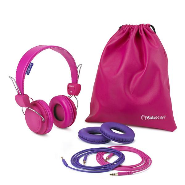 KidzSafe My Design - Volume limiting headphones for children - ODYO Shop