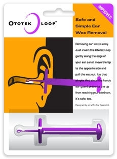 Ototek Loop - Safe ear wax removal tool