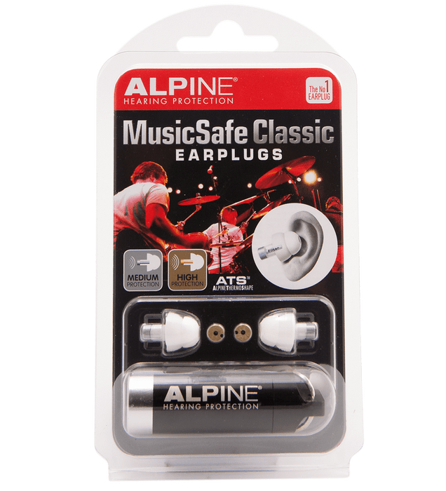 Alpine MusicSafe Classic - Hearing protection for musicians - ODYO Shop