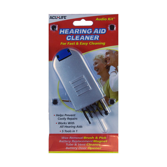 Acu-Life Audio Kit - Hearing aid cleaner - ODYO Shop