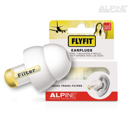 Alpine FlyFit - Hearing protection for airplane ear discomfort - ODYO Shop