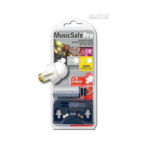 Alpine MusicSafe Pro - Hearing protection for musicians and DJs - ODYO Shop