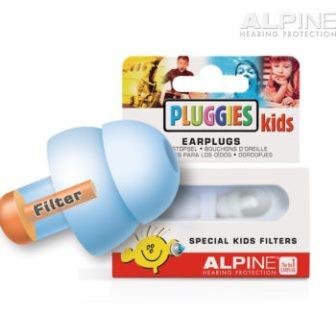 Alpine Pluggies - Hearing protection for kids and children - ODYO Shop